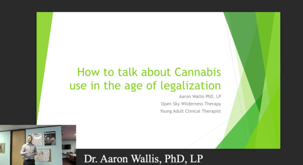 How to talk about cannabis use in the age of legalization