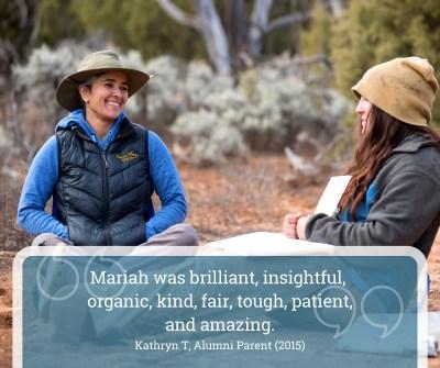 Mariah Loftin testimonial
