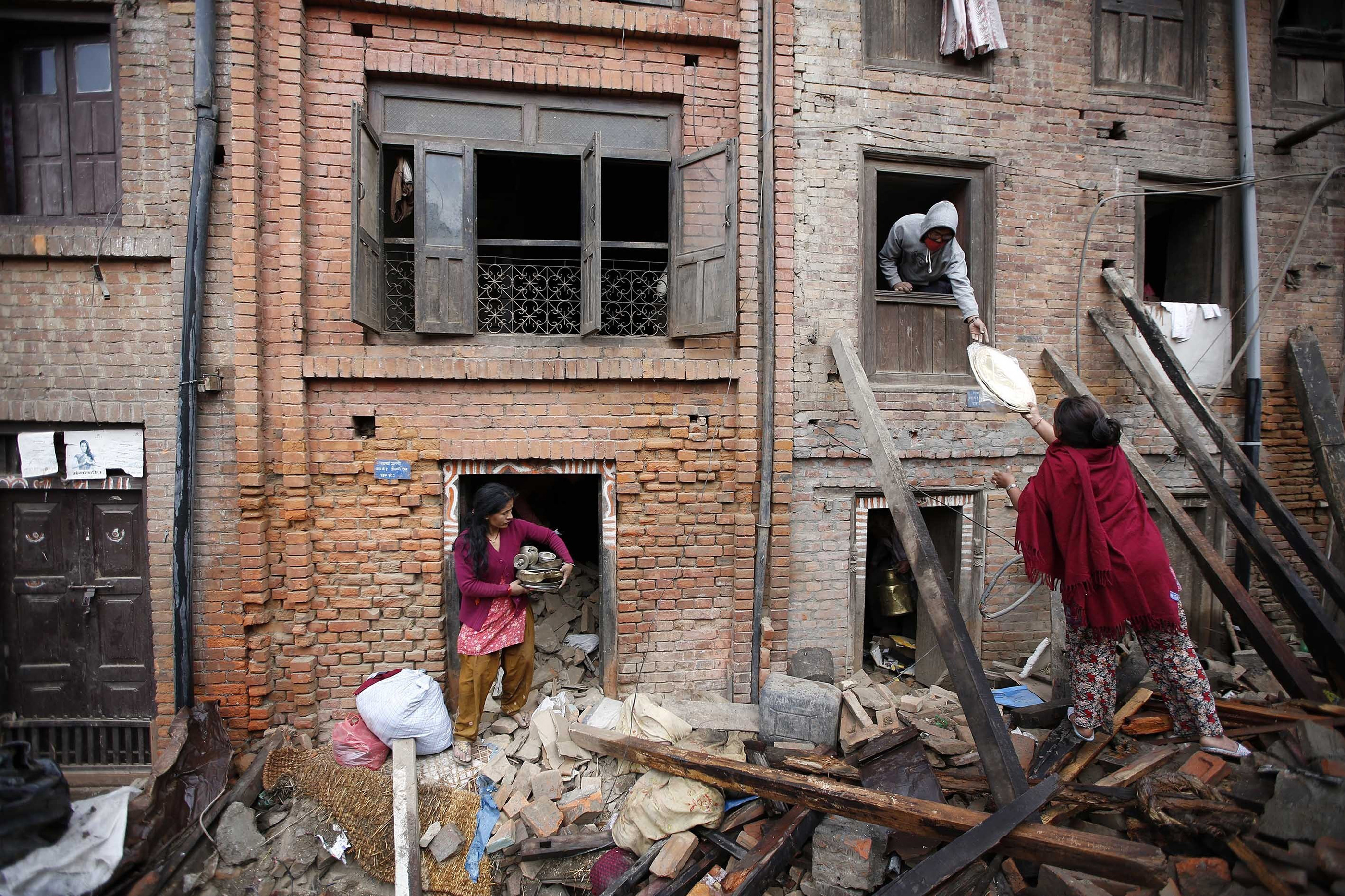 Earthquake Relief in Nepal Could Be Better if Civil
