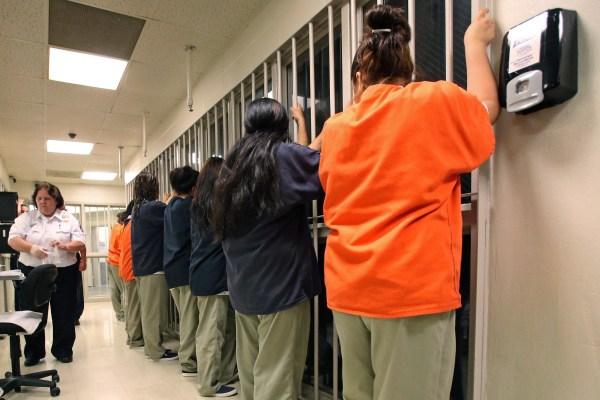 & Seizing Moment Tackle School-prison