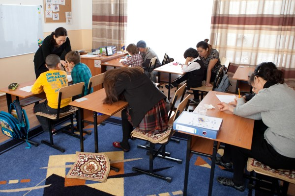 Children With Autism In Kyrgyzstan Gain Helping Hand