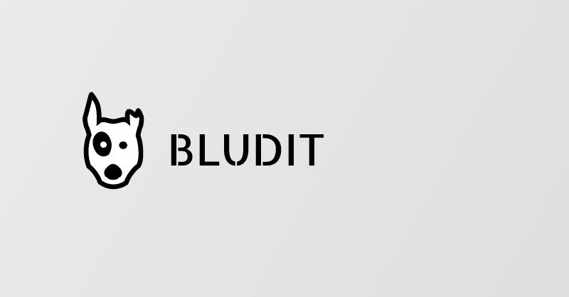 Bludit Demo Site » Try Bludit without installing it