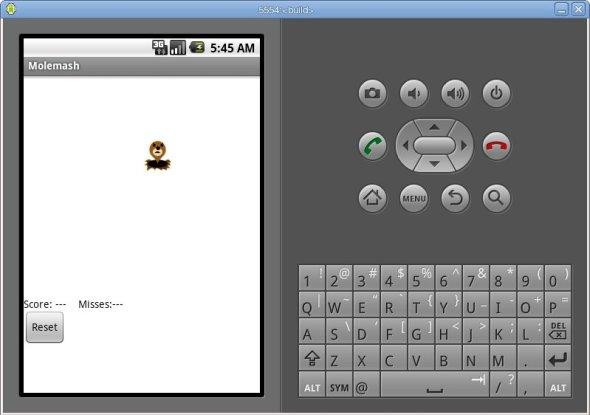 Android phone emulator