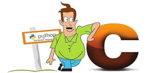 Python + C