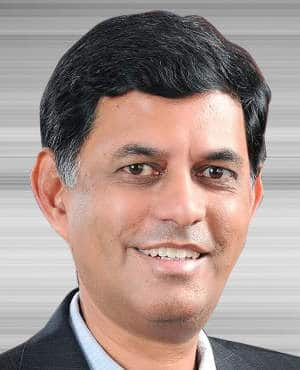 Dr Giri Krishna, CEO, Silvan Innovation Labs