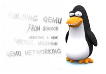 Let's set up QEMU first!