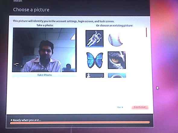 Ubuntu Install 'Say Cheese'