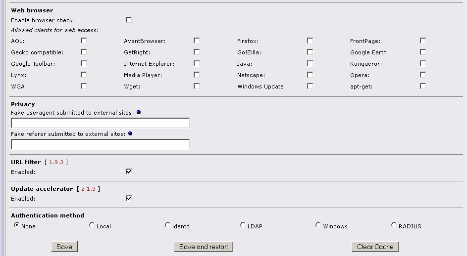 advanced proxy for ipcop 2.0.3