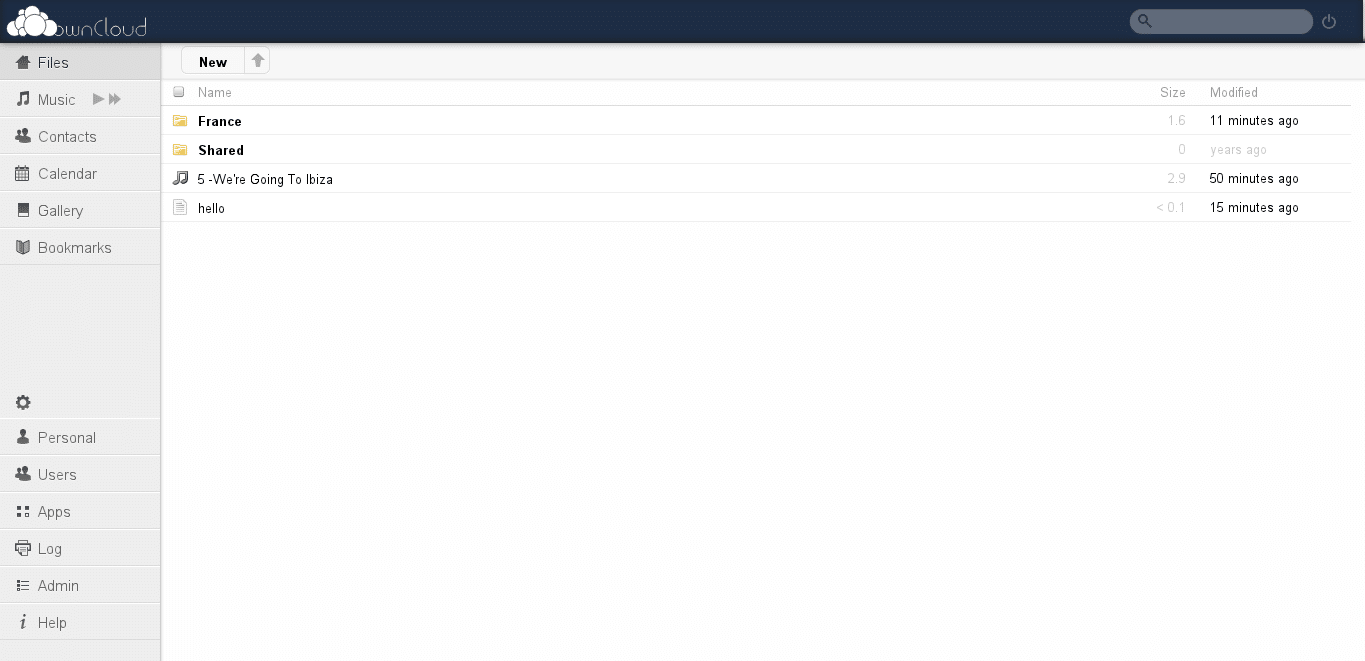 ownCloud 3 Makes Setting up and Accessing Your Own Cloud Dead Easy