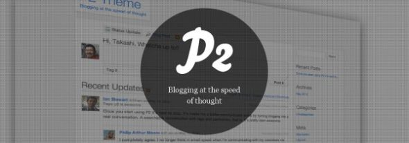Micro-blogging with P2