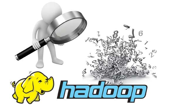 Hadoop-zoozu-seen-numerical-text-with-magnyfying-glass