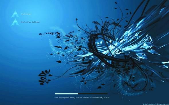 Image 4 _ A Customised Grub2 Splash