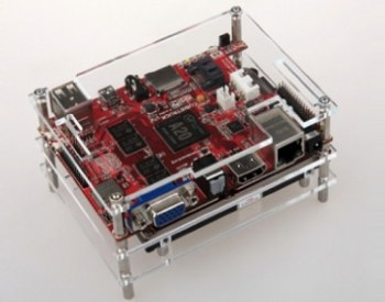Figure 5 The Cubietruck SBC