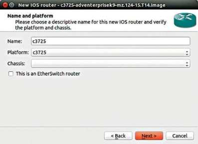 2 Adding new IOS Router