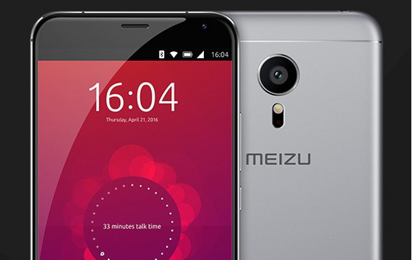 Ubuntu Touch OTA-12 brings fingerprint scanner support on Meizu Pro 5