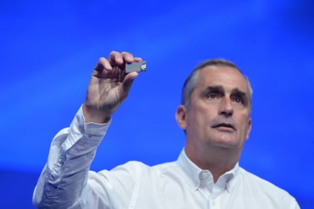 Intel Joule at IDF 2016