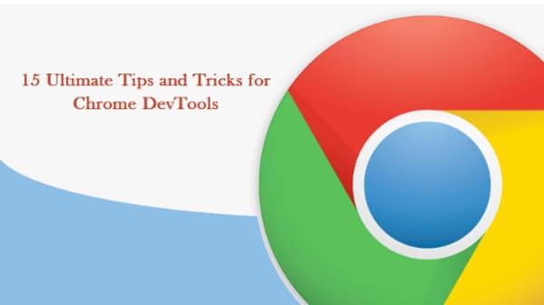 Google Chrome DevTools tips and tricks