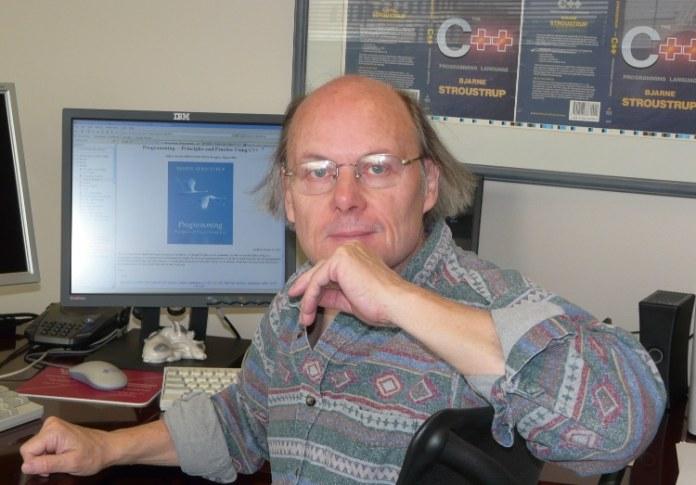 C++ inventor Bjarne Stroustrup
