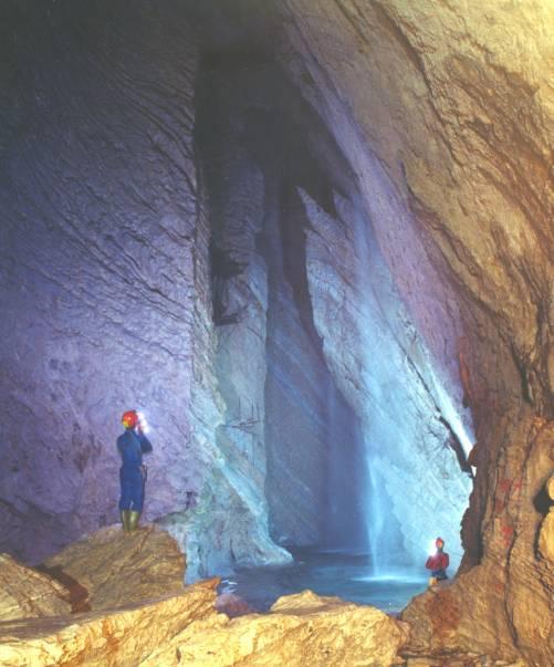 Openspeleo  Grotta di Rio Martino
