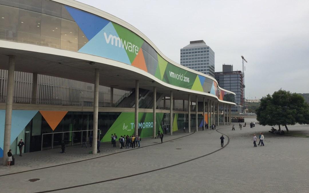 SPEP01 – VMWorld Barcelona 2016