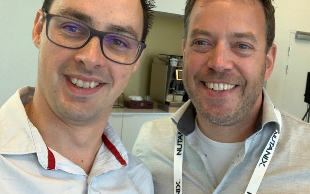 Series2:- Ep6:- A Nutanix .Next Special with Ruben Spruijt @rspruijt all things Frame