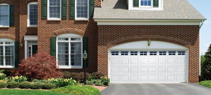 Thick Raised Panel Garage Doors  Open Up Garage Door Inc