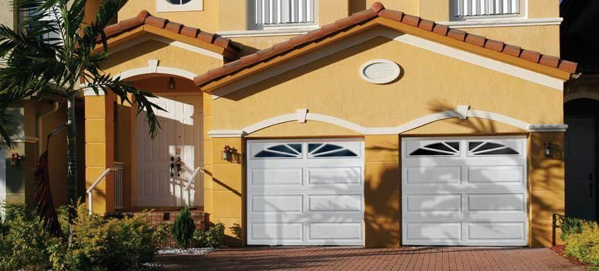 Thick Raised Ranch Panel Garage Doors  Open Up Garage Door Inc  Open Up Garage Door Inc