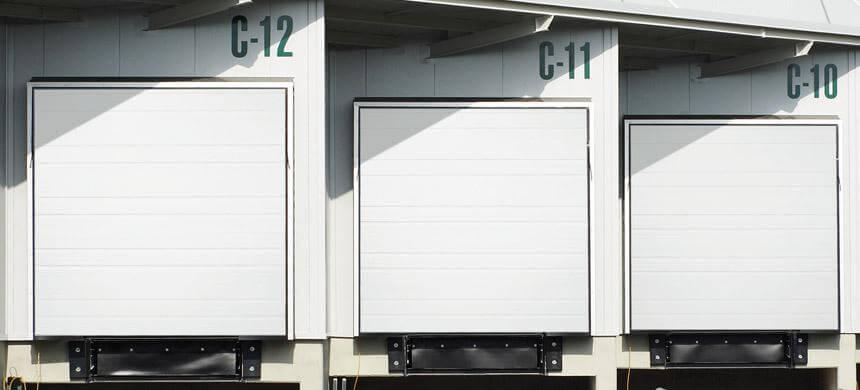 Commercial Industrial Steel Doors 45004501  Commercial