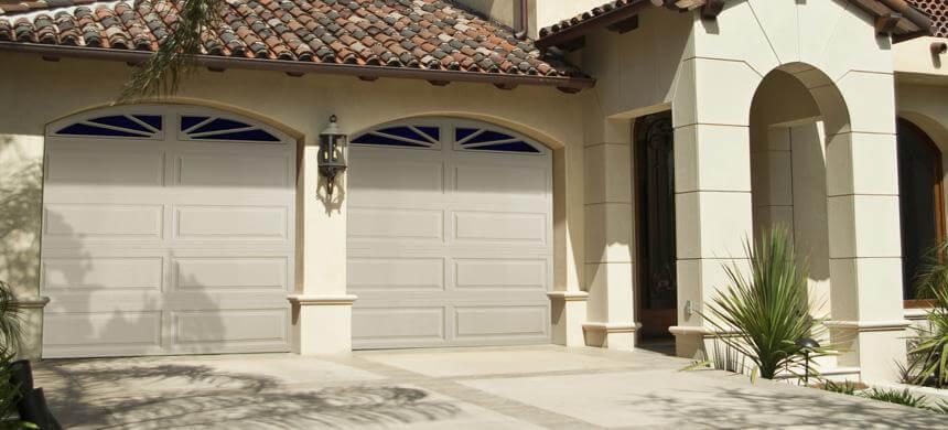 Raised Ranch Panel Garage Doors  Open Up Garage Door Inc  Open Up Garage Door Inc