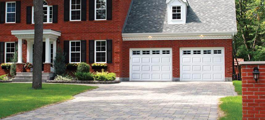 Traditional Raised Panel Garage Doors  Open Up Garage Door Inc  Open Up Garage Door Inc
