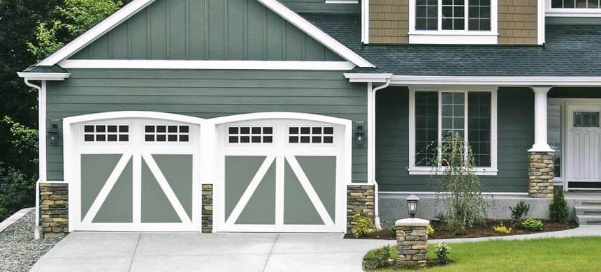 Doorlink Carriage Creek Carriage House Doors  Open Up Garage Door Inc  Open Up Garage Door Inc