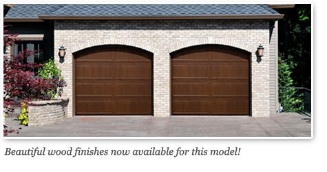Doorlink 3640 Grooved Ranch Panel  Open Up Garage Door Inc