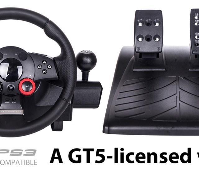 Driving Force Gtlogitech Wheel Review