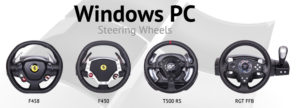 steering wheel pc pioneer 16 pin wiring harness diagram wheels for xbox 360 ps3 ps2 and openwheeler windows pcs