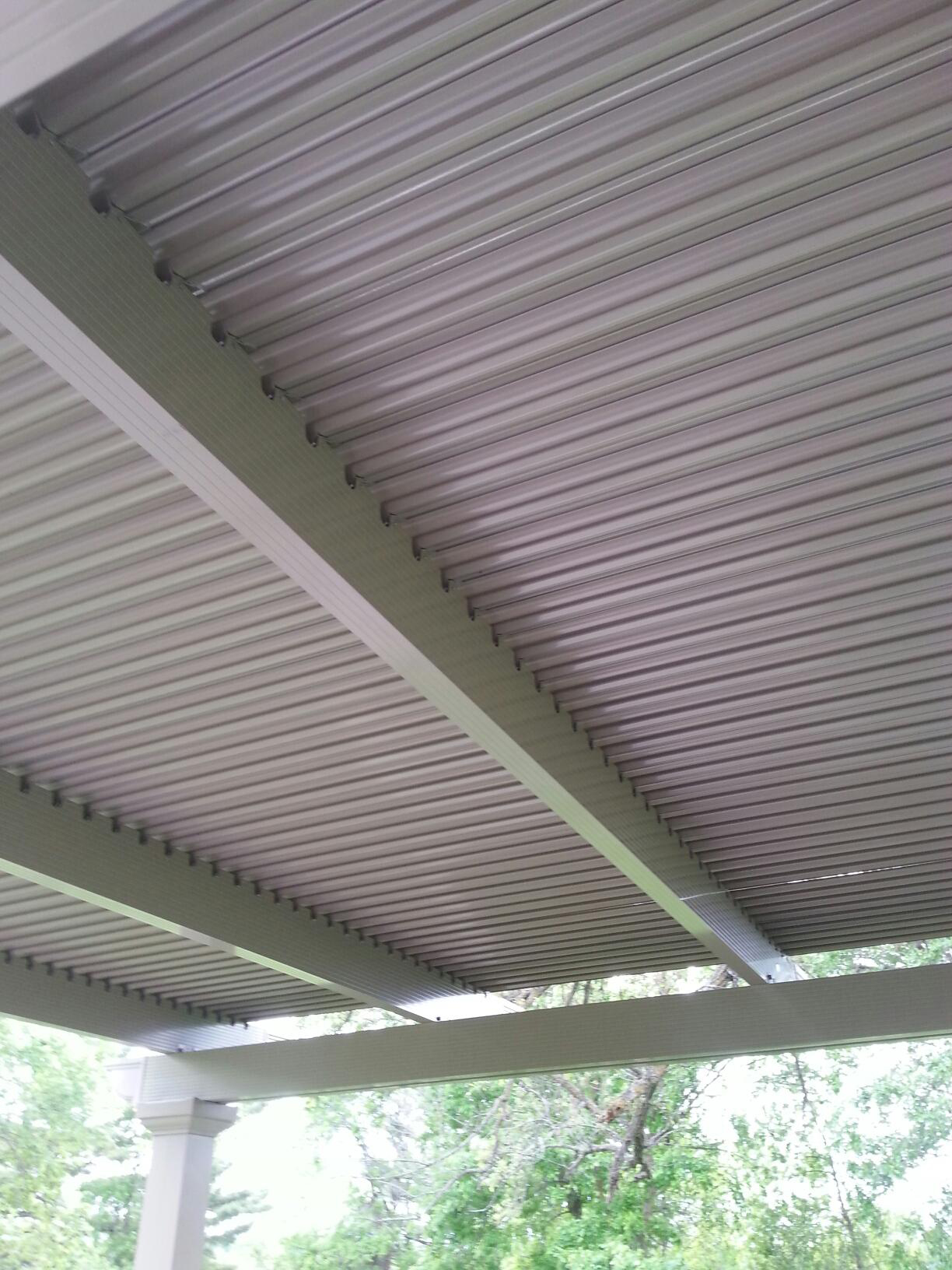 Operable Pergola Electric Adjustable Patio Cover