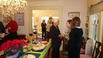 2014_Holiday_Party_food