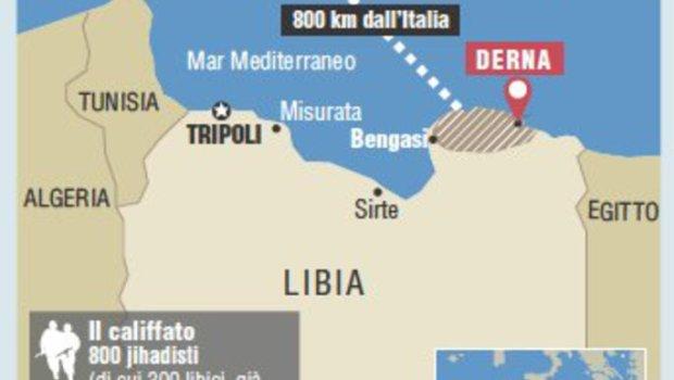Redazione di Operai Contro, il governo del gangster Renzi è intenzionato a dichiarare guerra alla Libia Islamica. Già nei giorni scorsi Renzi aveva dichiarato che bisognava risolvere il problema libia per risolvere il problema dei barconi dei migranti La strage dei migranti è fatta dai padroni Italiani I padroni Italiani sono degli assassini. Renzi si autonomina condottiero delle truppe dei padroni italiani per rubare, come hanno fatto da molti anni, il petrolio Libico Renzi sta facendo preparare le bombe contro i civili Libici La grande coalizione di Obama è in pieno fallimento. L'Isis avanza in Libia Fallirà anche la […]