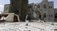 """Redazione di Operai Contro i bombardamenti sauditi in Yemen hannoucciso almeno 1.400 persone, delle quali più della metà civili. Oltre 130 raid sono stati lanciati ieri in tutto il Paese""""contro edifici, depositi di armi e campi dei ribelli"""", hariferito un portavoce della coalizione. USA e Sauditi da anni bombardano le popolazione dell'Iraq Perchè i funzionari dell'ONU non dicono quanti civili sono stati uccisi I bombardamenti servono solo ad ammazzare donne, bambini e vecchi Il gangster Renzi vuole bombardare la popolazione libica I criminali vanno fermati Un lettore"""