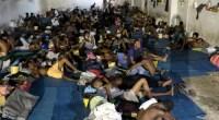 """Renzi, Minniti, Conte, di Maio, Salvini hanno pagato e pagano hanno fornito armi e forniscono armi ai mercenari libici. Tutto per favorire gli imperialisti dell'ENI. I politici italiani, gli imperialisti dell'ENI, devono essere condannati alla galera a vita. Riportiamo alcune notizie di un resoconto dell'ONU """"In Libia odiano le persone di colore. Ci trattano come schiavi e animali. Veniamo arrestati senza motivo e, una volta che veniamo incarcerati, o usciamo dopo aver pagato molti soldi o moriamo lentamente"""". Quella di questo giovane nigeriano rimpatriato è solo una delle testimonianze raccolte nell'ultimo report sulla situazione umanitaria dei migranti in Libia […]"""