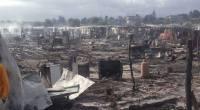 Suruwa Jaitek, 18 anni, del Gambia, muore bruciato in una capanna dell'accampamento di San Ferdinando in Calabria. Vivono qui accampati in baracche e tende più di tremila braccianti agricoli. Lavorano alla raccolta di agrumi, senza contratto, per pochi euro al giorno, nelle mani dei caporali. I furbi, dai giornalisti ai funzionari dello Stato, fissano l'attenzione sull'incendio, sul povero immigrato bruciato, indagano se ci sia dolo o si tratti di una stufetta sfuggita al controllo. Non hanno nessun interesse ad alzare gli occhi e guardare intorno, a chiedersi perché c'è un accampamento del genere da anni, chi sono gli abitanti, […]