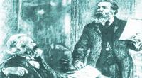 (C'è anche il socialismo reazionario) Cap. III. Letteratura Socialista e Comunista 1. Il socialismo reazionario a) Il socialismo feudale. Data la sua posizione storica, l'aristocrazia francese e inglese era chiamata a scrivere libelli contro la moderna società borghese. Nella rivoluzione francese del luglio 1830, nel movimento inglese per la riforma elettorale, l'aristocrazia era soggiaciuta ancora una volta all'aborrito nuovo venuto. Non c'era più da pensare a una seria lotta politica. Le rimaneva soltanto la lotta letteraria. Ma anche nel campo della letteratura la vecchia fraseologia dell'età della restaurazione era ormai impossibile. Per destare qualche simpatia, l'aristocrazia era costretta a […]