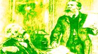 """(""""Il vero"""" socialismo, due piccioni con una fava) Mentre il vero socialismo diventava così un'arma nelle mani dei governi contro la borghesia tedesca, esso rappresentava d'altra parte anche direttamente un interesse reazionario, l'interesse del popolo minuto tedesco. In Germania la piccola borghesia, che è un'eredità del secolo XVI, e sempre vi riaffiora, da quell'epoca in poi, in varie forme, costituisce il vero e proprio fondamento sociale della situazione attuale. La sua conservazione è la conservazione della situazione tedesca attuale. Essa teme la sicura rovina dal dominio industriale e politico della borghesia, tanto in conseguenza della concentrazione del capitale, quanto […]"""