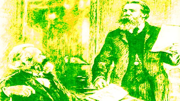 (6° giorno – La proprietà in poche mani) La borghesia ha assoggettato la campagna al dominio della città. Ha creato città enormi, ha accresciuto su grande scala la cifra della popolazione urbana in confronto di quella rurale, strappando in tal modo una parte notevole della popolazione all'idiotismo della vita rurale. Come ha reso la campagna dipendente dalla città, la borghesia ha reso i paesi barbari e semibarbari dipendenti da quelli inciviliti, i popoli di contadini da quelli di borghesi, l'Oriente dall'Occidente. La borghesia elimina sempre più la dispersione dei mezzi di produzione, della proprietà e della popolazione. Ha agglomerato […]