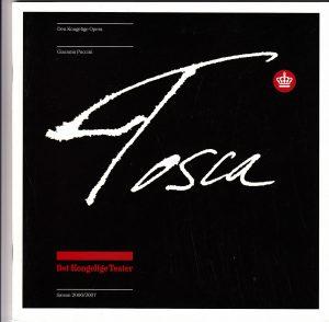 Tosca - DKT Operaen - synopsis