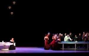 La Traviata på Malmö Opera dag 2.
