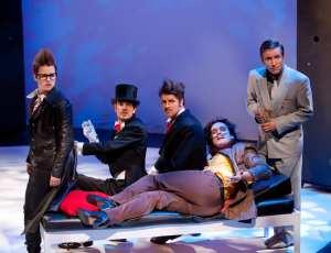 Figaros bröllop från premiären på Folkoperan