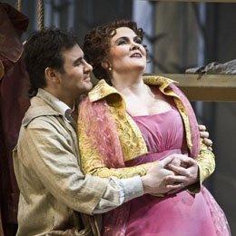 Tosca at Royal Opera Stockholm - synopsis