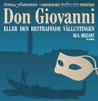 Don Giovanni på turné i Sydsverige - Operafabriken