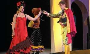 Mina mest älskade operaarior - här Carmen på Opera på Skäret