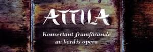 Attila på Göteborgsoperan medstående ovationer!